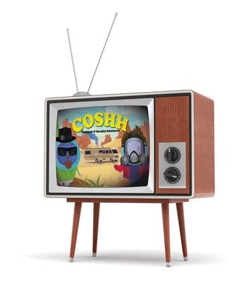 COSH - Landing Page TV
