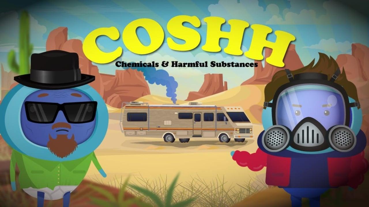 COSHH - Chemical and hazardous substances course