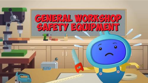 General Workshop Safety Equipment - YouTube - Social Media Image