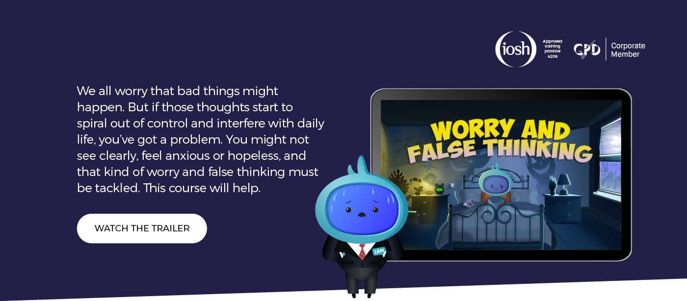Worry & False Thinking - Landing Page (1)