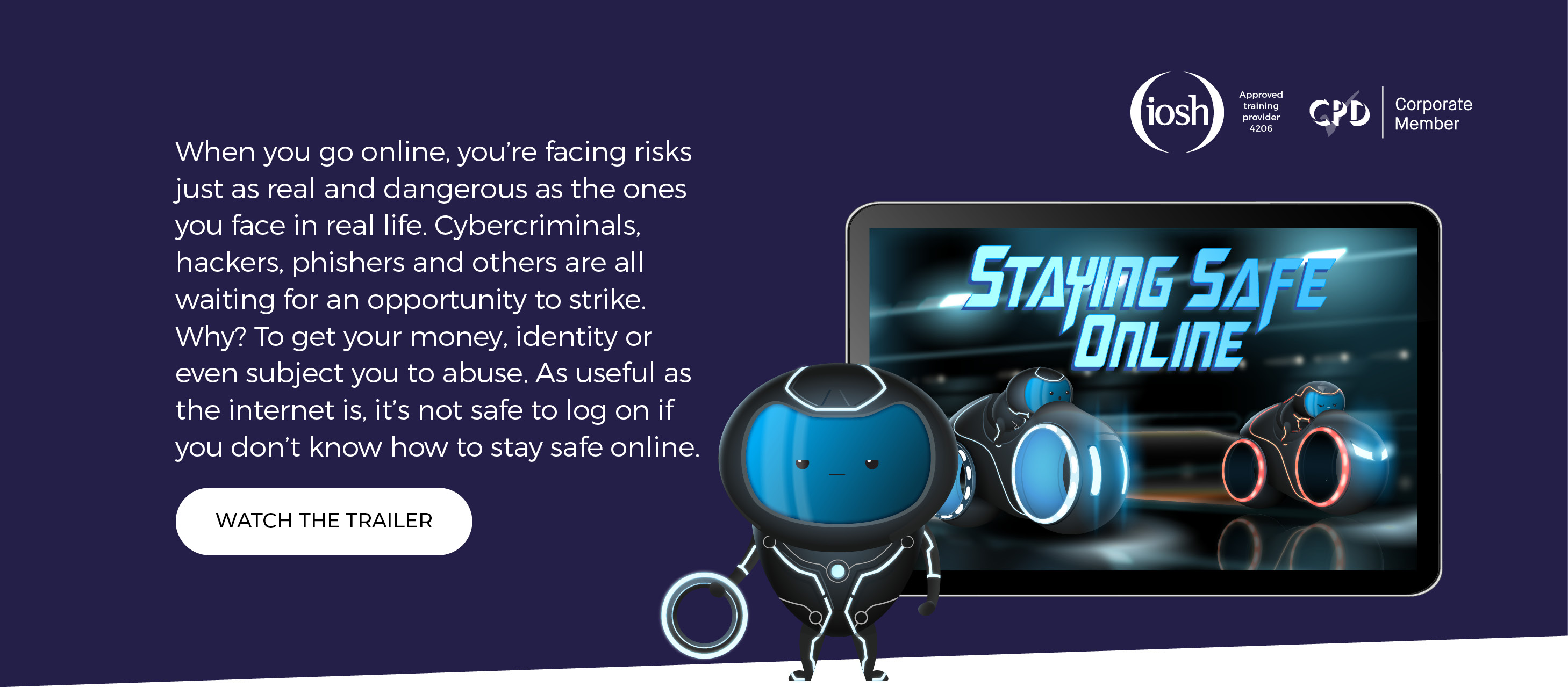 iAM 00038 - Staying Safe Online - Landing Page2