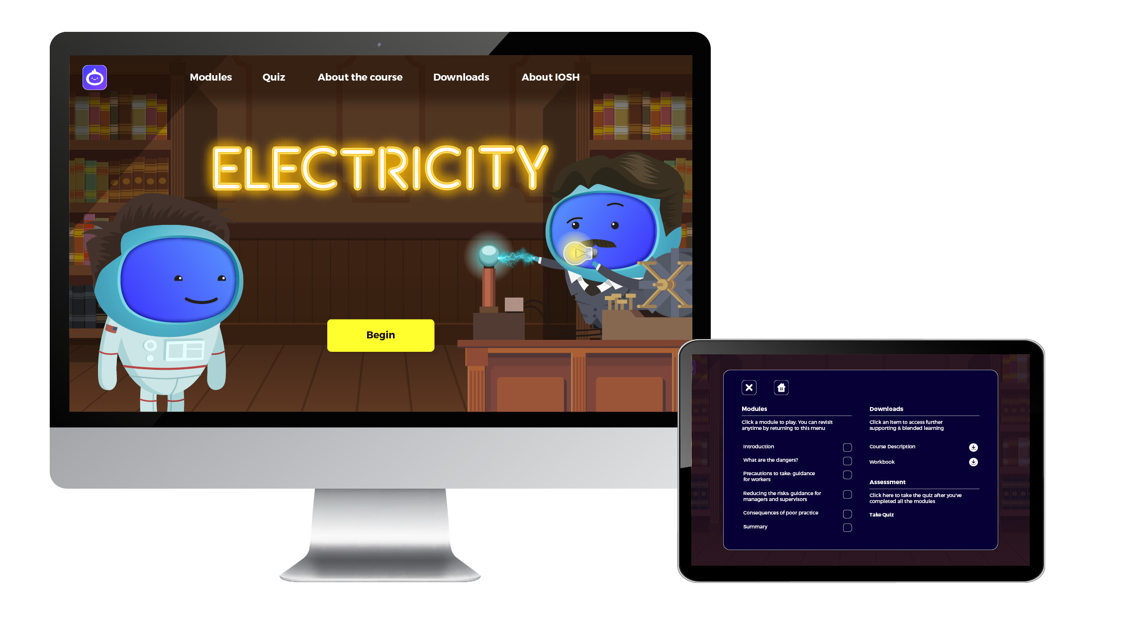 Electricity - Landing Page7