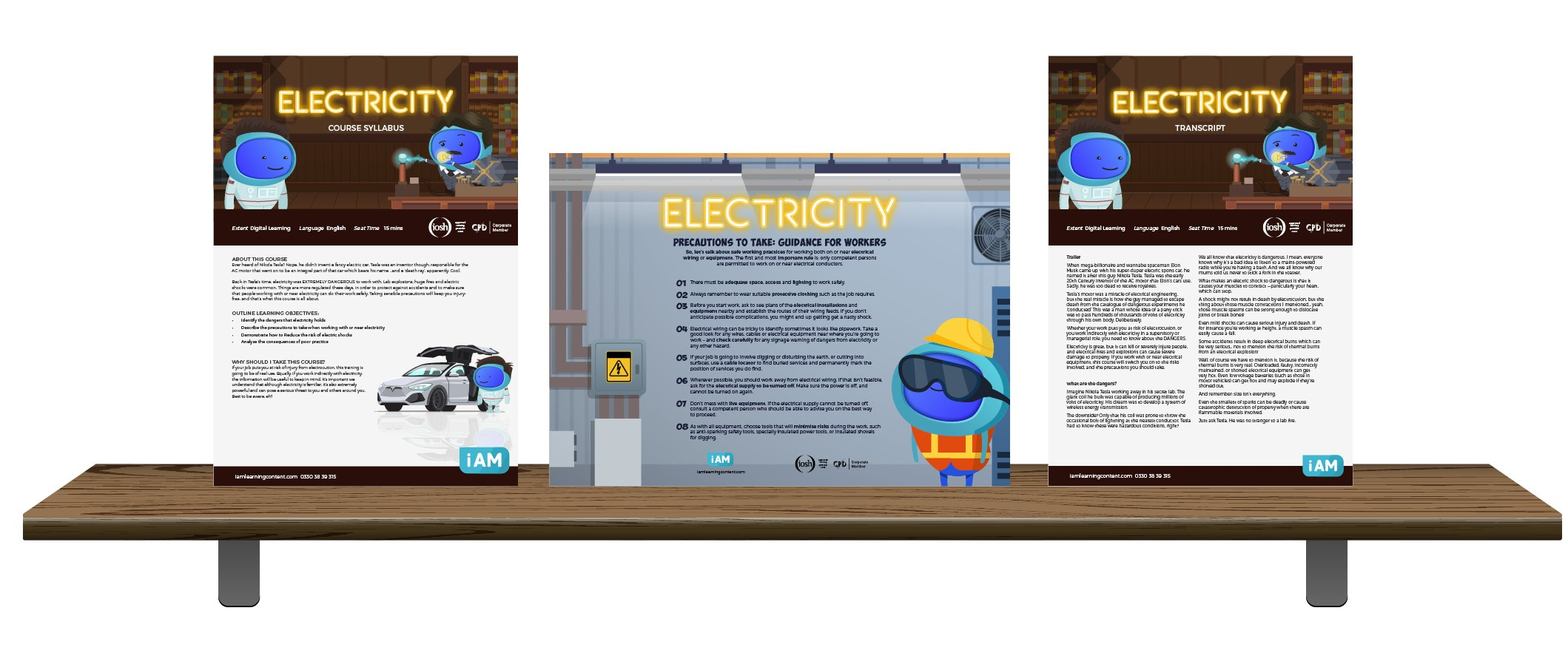Electricity - Landing Page8