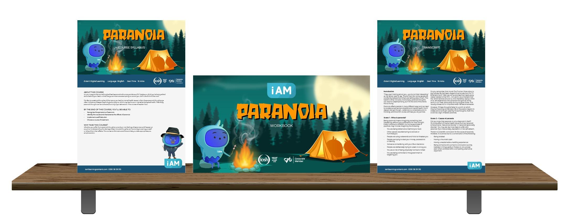 iAM 00009 Paranoia - Landing Page8