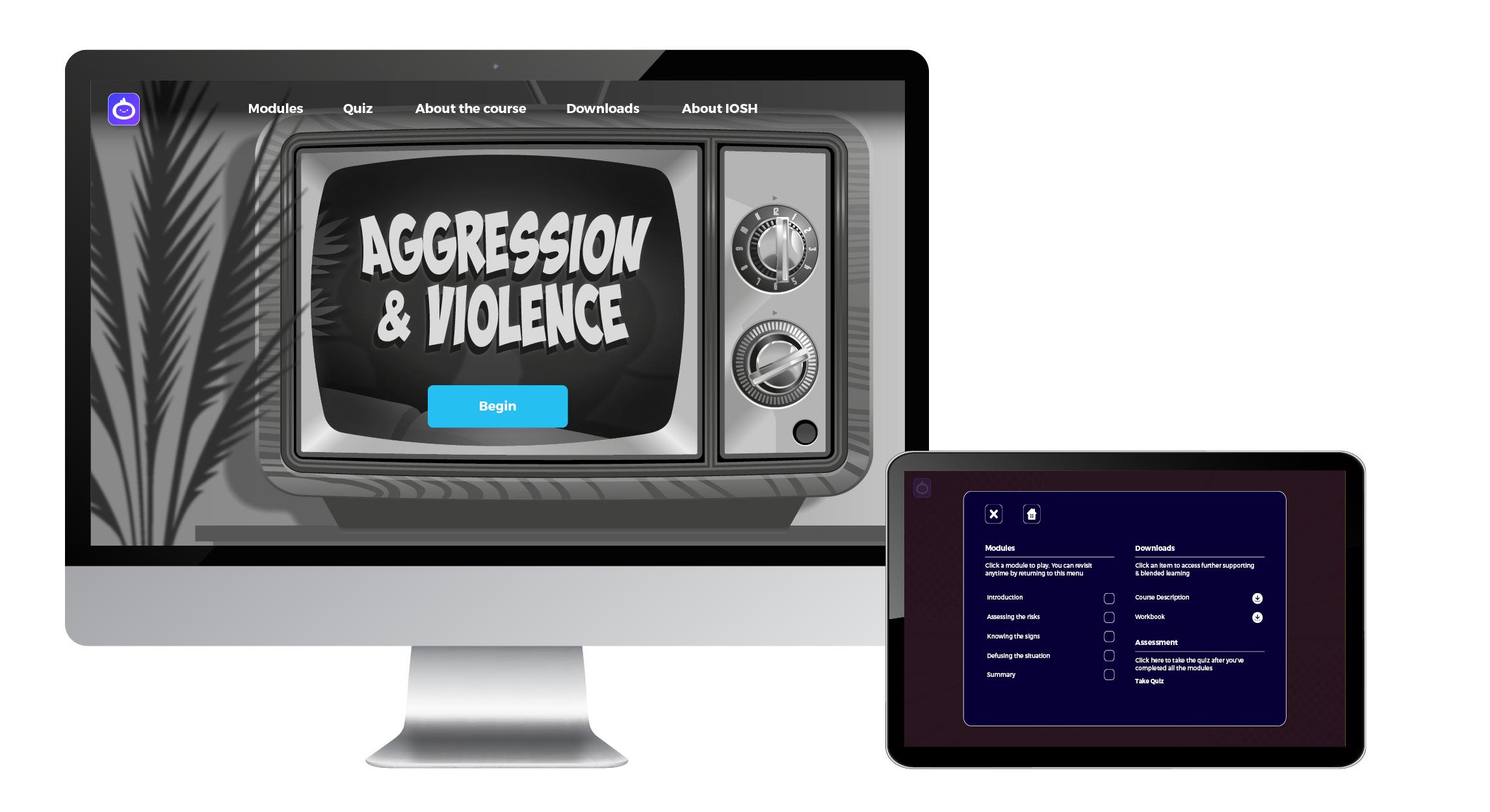 iAM 00025 - Aggression & Violence - Landing Page7