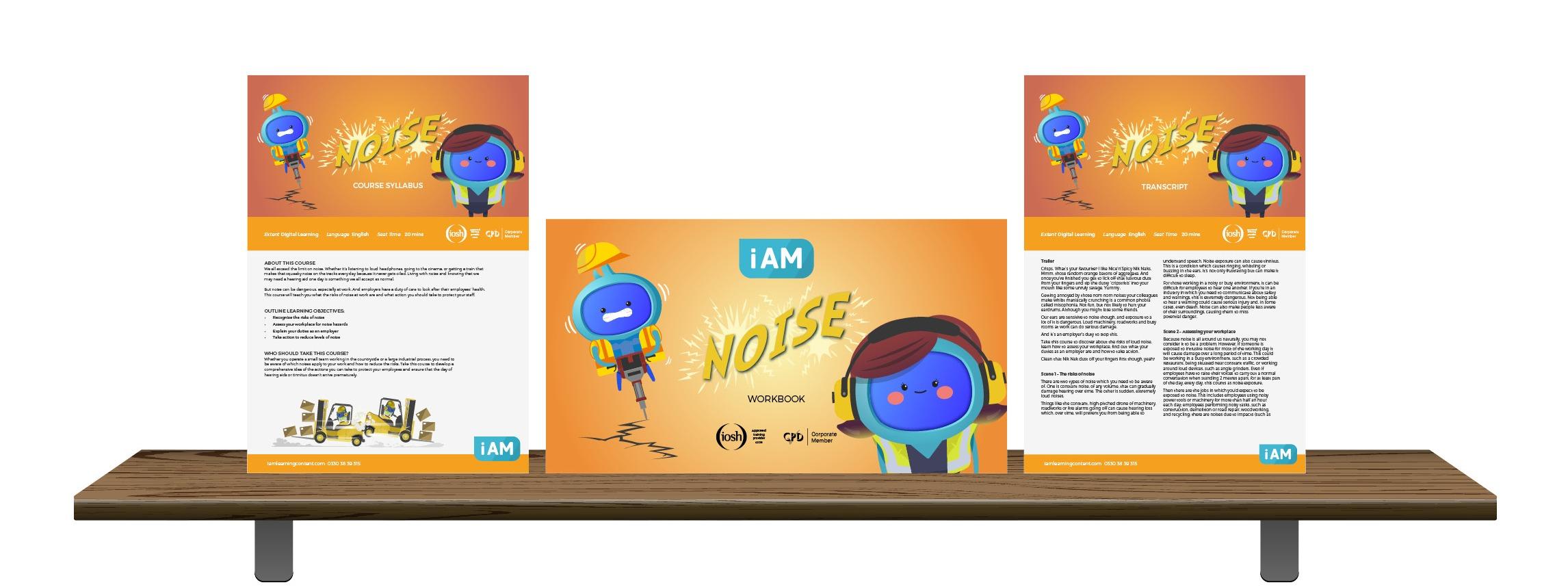 iAM 00033 - Noise - Landing Page8