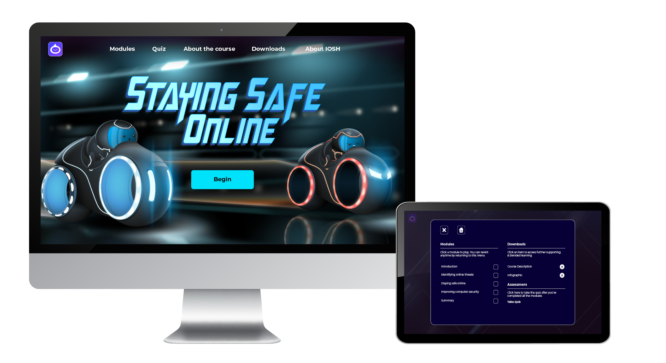 iAM 00038 - Staying Safe Online - Landing Page7